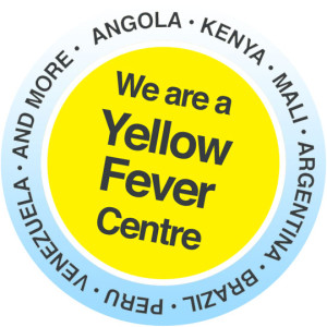 We are a Yellow Fever Centre